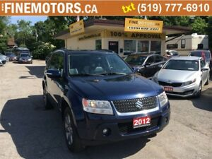 2012 Suzuki Grand Vitara JLX-L/LOW KM