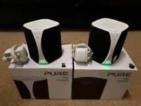 Pure Jongo S3 Wireless & Bluetooth / wifi Speaker