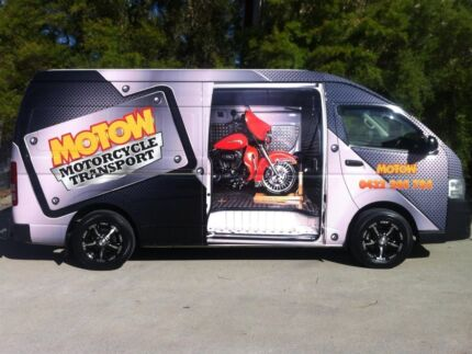 MOTOW MOTORCYCLE TRANSPORT NEWCASTLE, TOWING AND RECOVERY 24/7