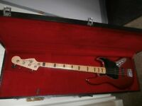 VINTAGE MODIFIED JAZZ BASS 70,S