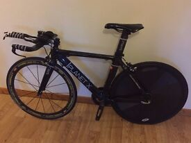 Planet X carbon Time Trial bike