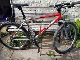 Vintage Specialized Hardrock Comp MTB bike, £150 ono