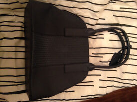 Next handbag in navy blue never been used unwanted gift