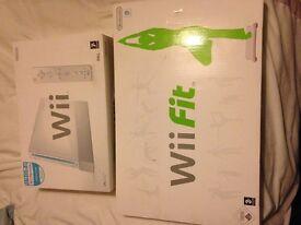Nintendo Wii White, Nintendo Wii Fit