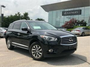 2014 Infiniti QX60 LEATHER/ROOF/BACK UP CAMMERA