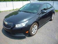 2013 Chevrolet Cruze LT TURBO AUTO A/C CLEAN CARPROOF