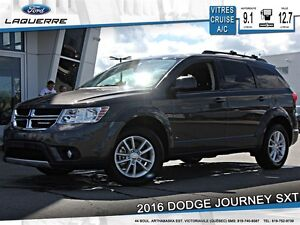 2016 Dodge Journey **SXT*7 PASSAGERS*CRUISE*A/C**