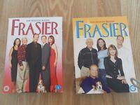Frasier eighth & ninth series dvds