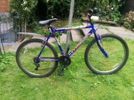 Mens bike for sale - good condition commuting/casual bike