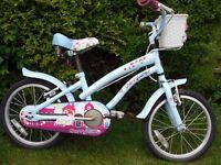 Girls Apollo Bike.