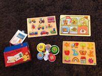 Jigsaw Toy Bundle