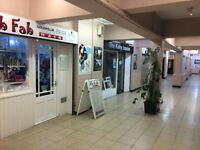 KIRKINTILLOCH - COWGATE - KIRKY ARCADE DOUBLE SHOP TO RENT/LEASE
