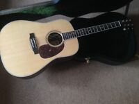 AS NEW Martin & Co D-16RGT acoustic guitar