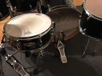 Mapex M 6 piece drum kit with Sabina B8 Symbols