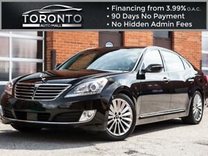 2015 Hyundai Equus Ultimate|Navi|Heads up|Rear 9.2inch entertain