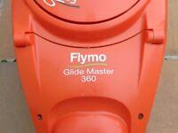 Flymo GlideMaster 365 Rotary Hover Mower.