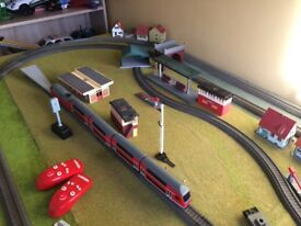 Marklin my world railway set