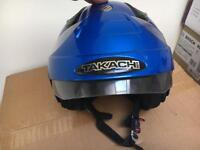 MOTORCYCLE HELMET AS NEW