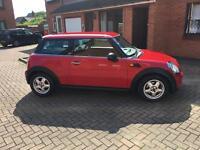 Mini Hatch First 1.6 57000 miles