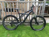 Specialized Enduro Comp 2010 (medium) with rock shock dropper seatpodt