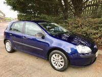 2008 Volkswagen Golf 1.9 Tdi *full VW Service History* Low Miles one owner!