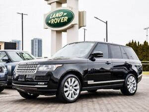 2015 Land Rover Range Rover FULL SIZE SUPERCHARGED