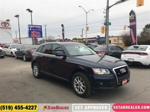 2010 Audi Q5 3.2 | AWD | LEATHER | HEATED SEATS