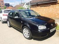 GOLF GT TDI 1.9 BLACK 2002/02 VOLKSWAGEN VW