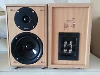 eltax monitor III speakers - great condition
