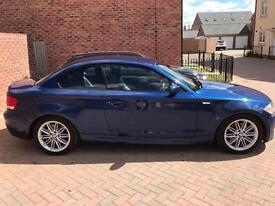 2008 BMW 120d M Sport.