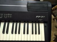 ROLAND FP7F DIGITAL PIANO