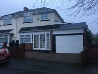 *B.C.H*-3 Bed Semi Detached Home-DUDLEY, Hagley View Rd-NO DEPOSIT-Close to Dudley Town Center