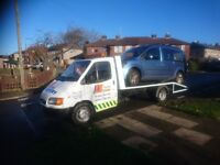 Car Vehicle Recovery Transport Collection Delivery