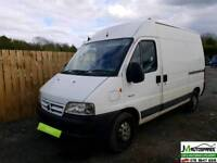 05 Citroen Relay Hdi PARTS ***BREAKING ONLY SPARES JM AUTOSPARES