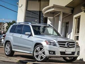 2011 Mercedes-Benz GLK350 4MATIC/Sunroof/Premium Package