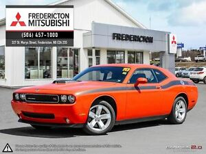 2010 Dodge Challenger R/T! 5.7L! HEATED LEATHER! SUNROOF!