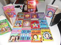 Jacqueline Wilson books large selection
