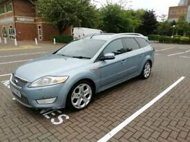 Ford mondeo titanium x estate