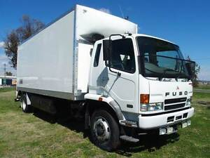 2007 Mitsubishi Fuso Fighter FM10 Intercooler 4x2 Pantech Inverell Inverell Area Preview