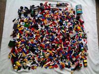 Lego over 2.6kg loose lot