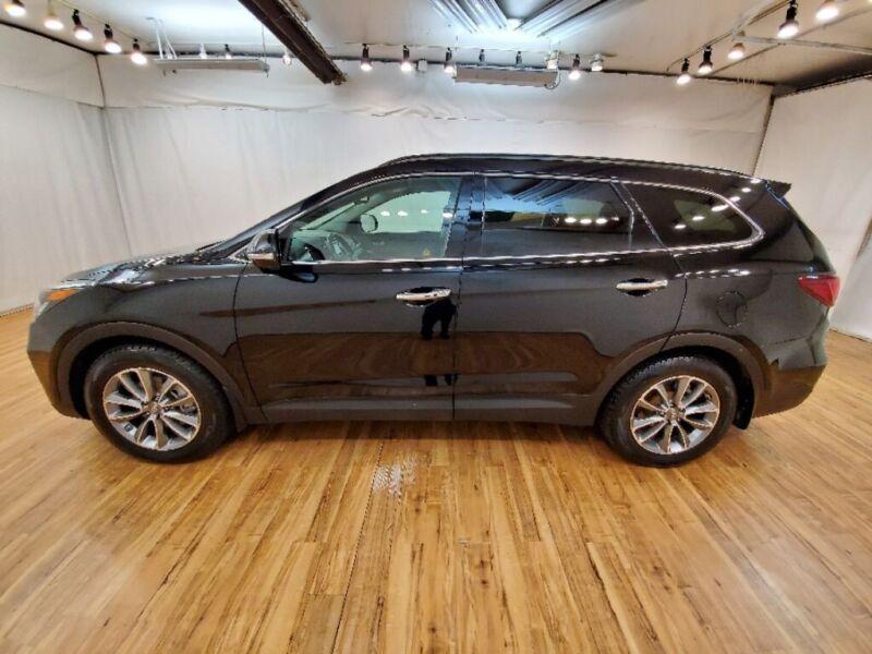 Image 8 Coche Americano usado Hyundai Santa Fe 2017
