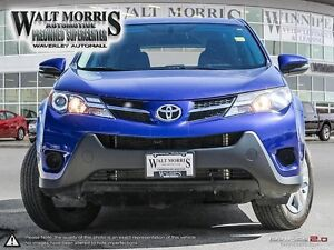 2014 Toyota RAV4 LE - AWD, BLUETOOTH