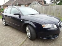 AUDI A4 AVANT S LINE 7G AUTO NOT A6 BMW 330 520 530 VW PASSAT FORD MONDEO VAUXHALL INSIGNIA VECTRA