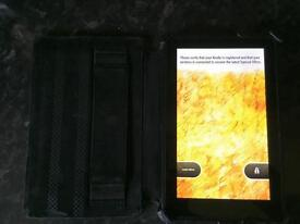 Amazon Kindle Fire (2nd Generation) 8GB, Wi-Fi, 7in - Black