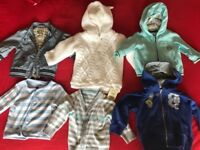 3-6 months baby boy clothes brand new and used