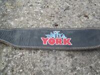 York Weights/Training Belt for sale £7