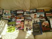 Over 200 dvd's for sale - no copies