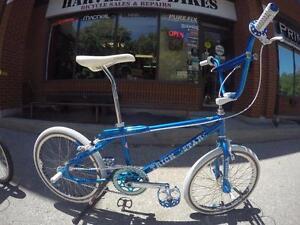 Customize your Old School/Mid School BMX @ Harvester Bikes!