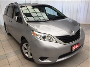2014 Toyota Sienna LE *Power Sliding Doors!*