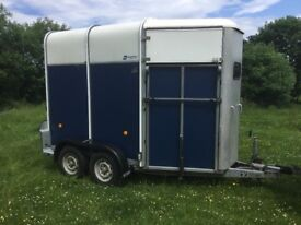 Ifor Williams HB505 Horse Trailer.